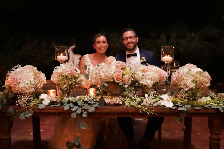 Bridal table