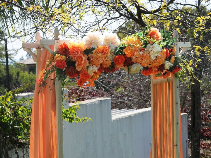 Tmx 1399569887864 Garden Arbor Natural0 Watsonville wedding eventproduction