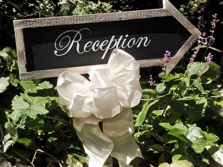 Tmx 1399569906512 Ribbon Bow Sig Watsonville wedding eventproduction