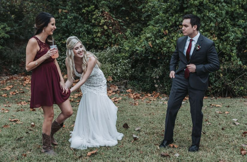 Fun - Kristen & Steve's Wedding