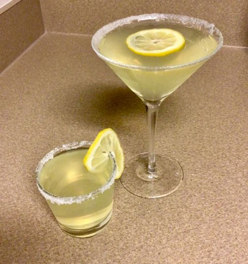 His&Hers Lemon drop