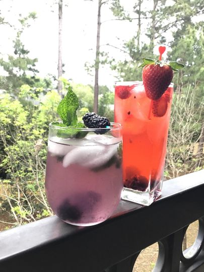 Blueberry Mojito/Strawberry Vo