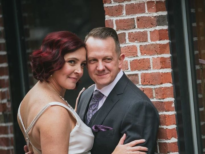 Tmx 1522271083 713ea2cdfdbc5cab 1522271082 Fd60349a73a95eb2 1522271078883 16 Kerri And Dave Epping, NH wedding beauty