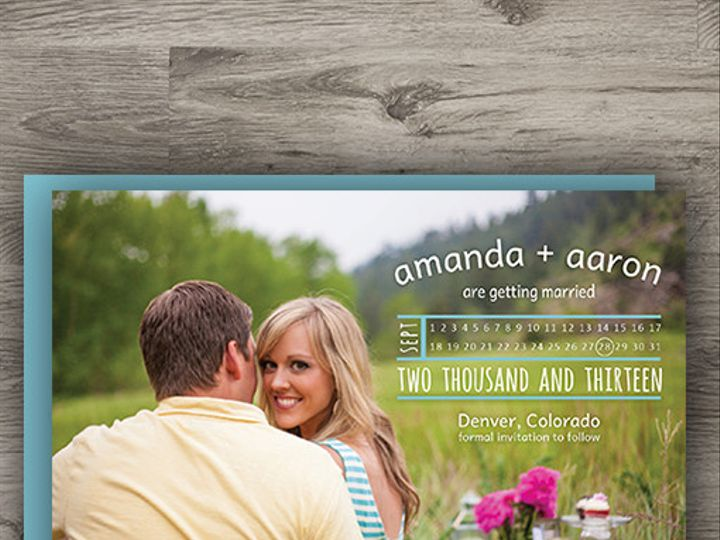 Tmx 1427233858992 Zaske Photo Std 3 Denver wedding invitation