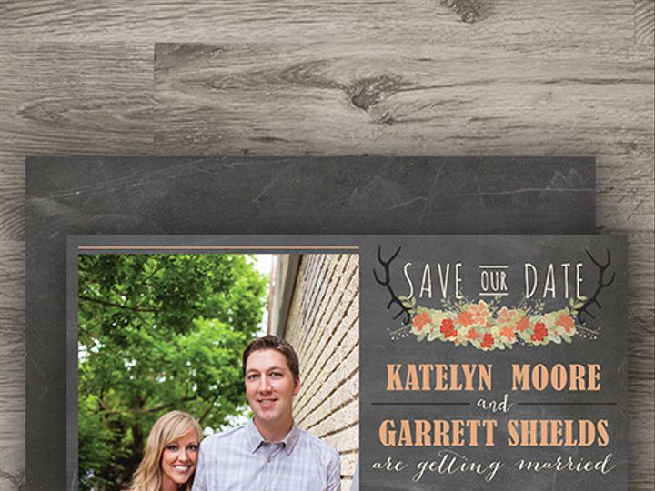 Tmx 1427233875411 Deer Std 3 Denver wedding invitation