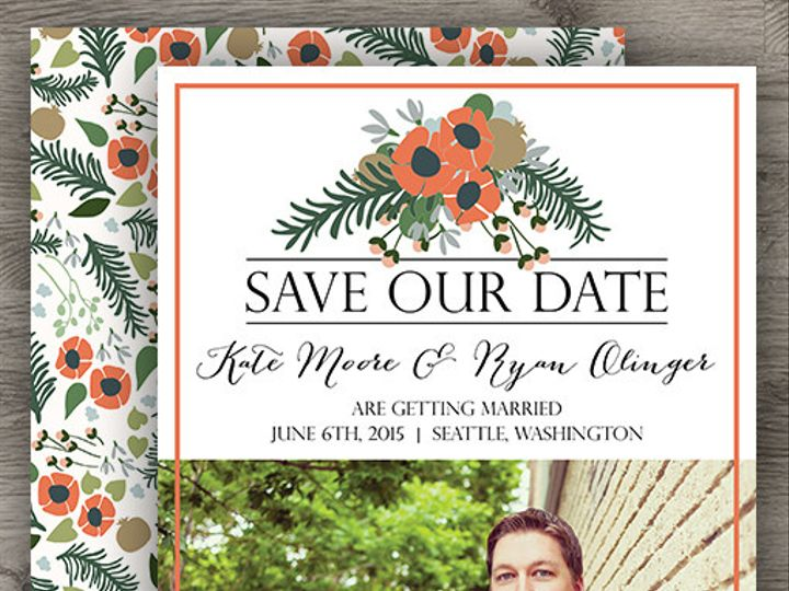 Tmx 1427233899504 Wonderful Std 3 Denver wedding invitation