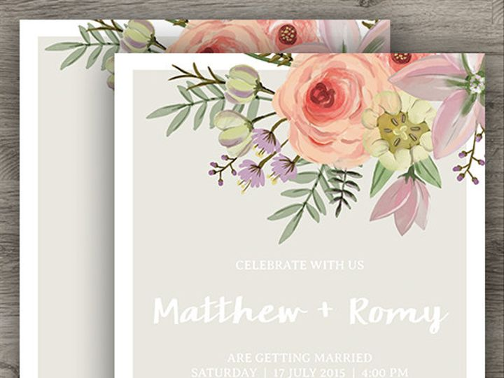 Tmx 1427310988781 Untitled 1 Denver wedding invitation