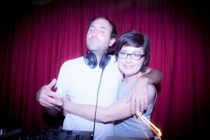 Jamming with DJ