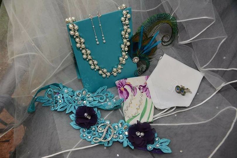 Bridal's accessories