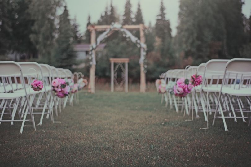 Aisle - Michelle Photography