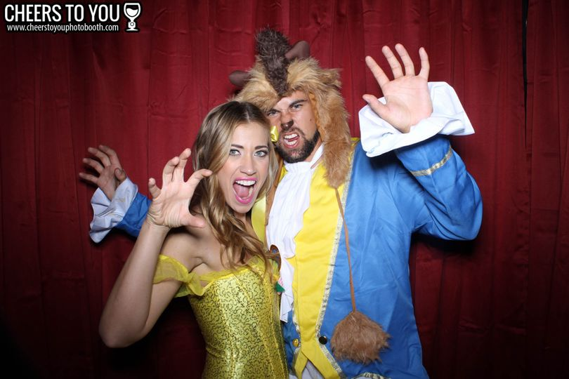 Cheers To You Photo Booth | Huntington Beach, CA | Halloween