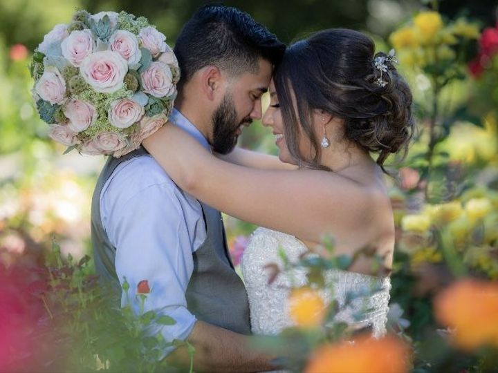Tmx 1538215411 3db33a3706eb0604 1538215410 E0b944e842be41db 1538215404555 3 59CA2E6D 4368 47FB Mountain View, CA wedding beauty