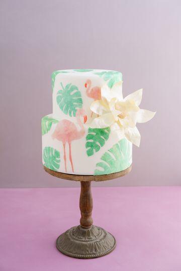 Floridian cake