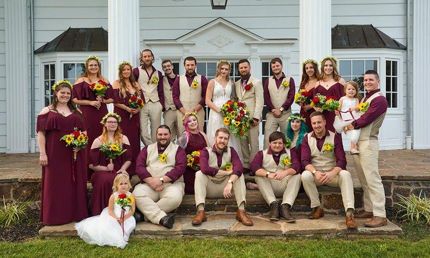 Group Photo at Bohemia
