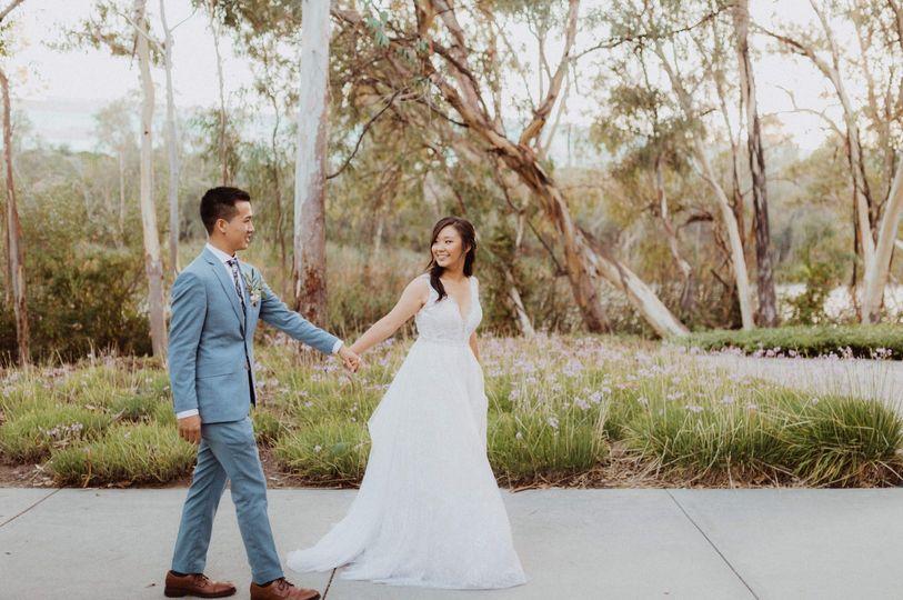Crossline wedding