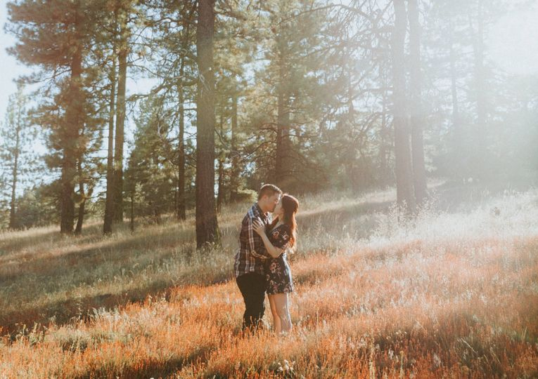 Mountains engagement