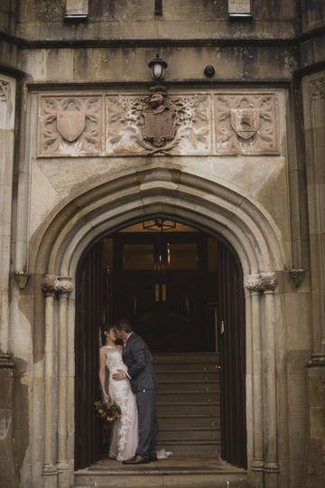 Castle kiss