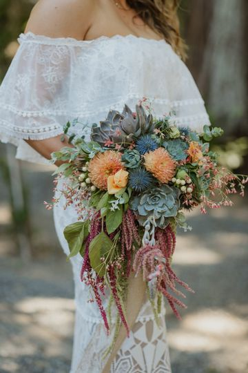 Whimsical Summer Bouquet
