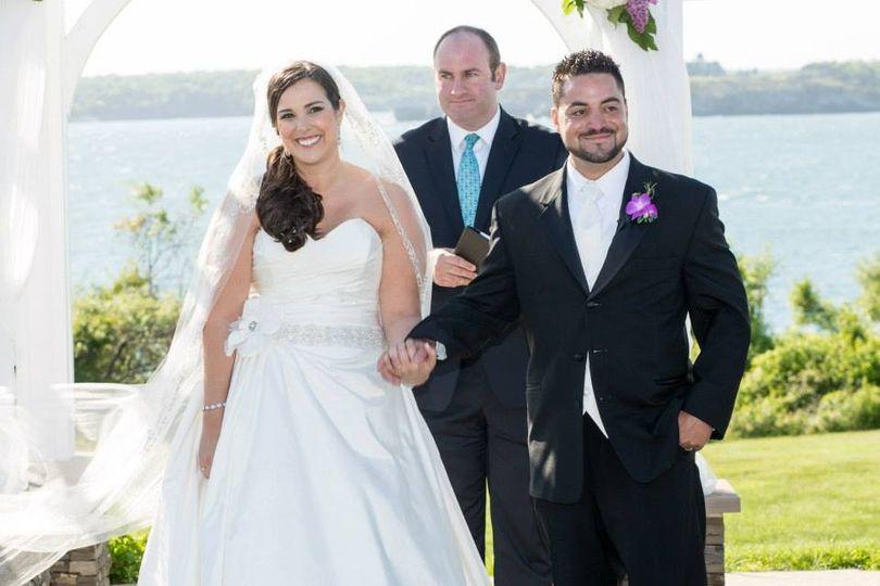 the honorable stephen c waluk rhode island wedding