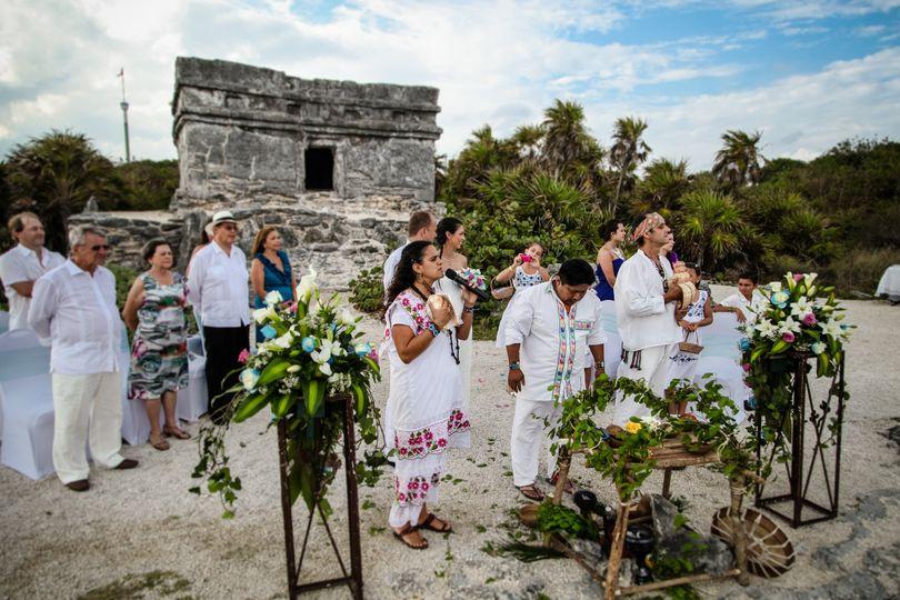 Mayn Ceremony