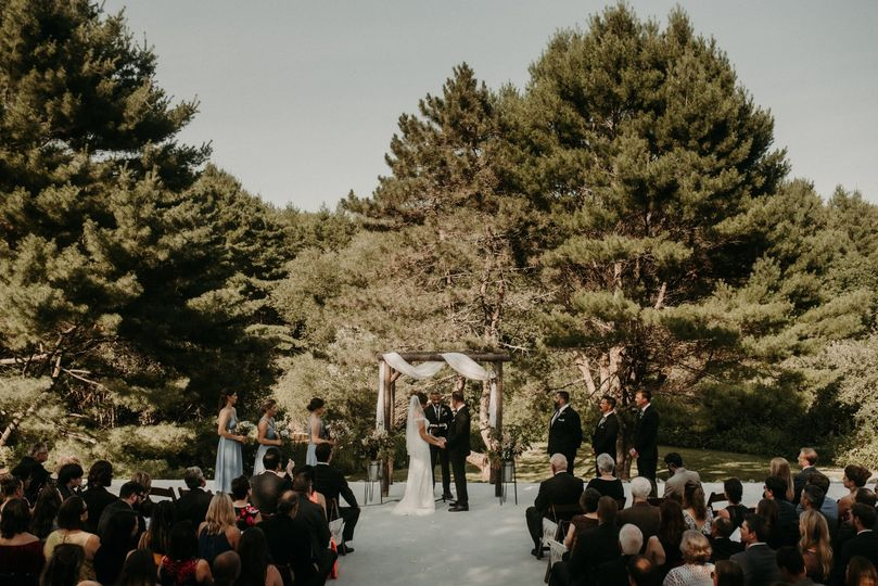 Ceremonie views