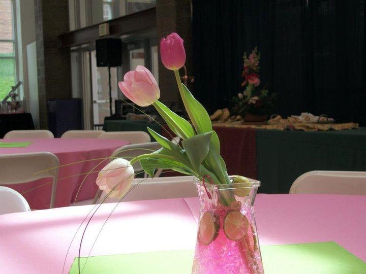 tulipcenterpiece