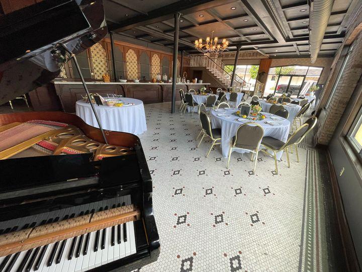 Banquet Hall Setup 3