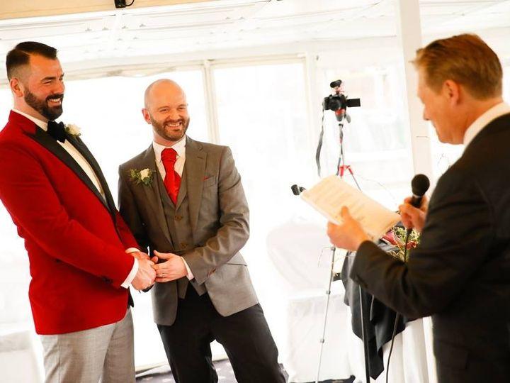 Tmx 1486240020056 Paul  Ricky 3 New York, NY wedding officiant