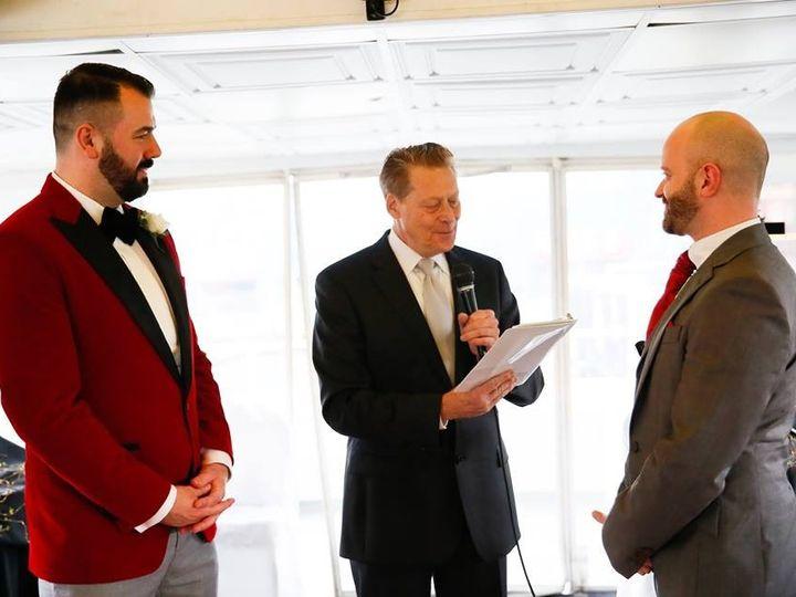 Tmx 1486240038898 Paul  Ricky 8 New York, NY wedding officiant