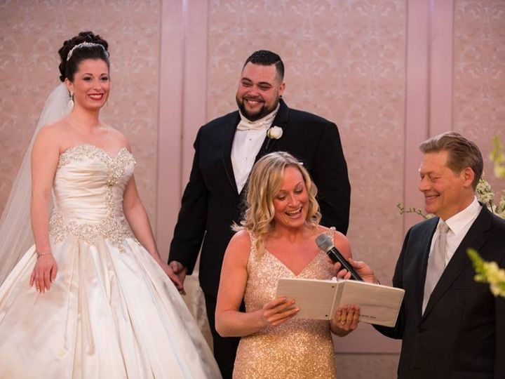 Tmx 1487102376071 Lindsey  Joey 12 New York, NY wedding officiant