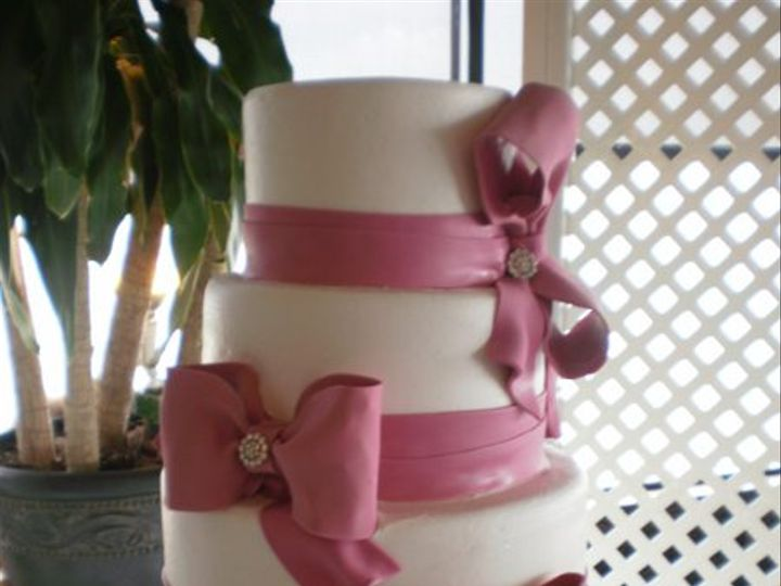 Tmx 1295894421411 CHANTILLYFB2014 Largo, Florida wedding cake