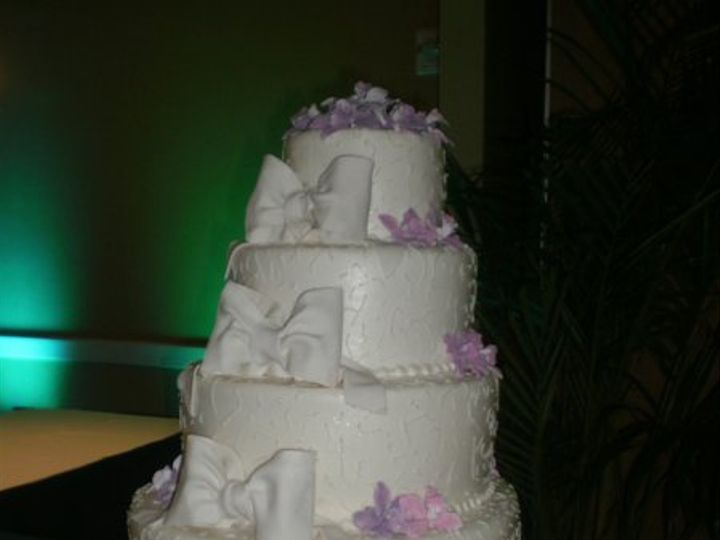Tmx 1295894435505 CHANTILLYFB2027 Largo, Florida wedding cake