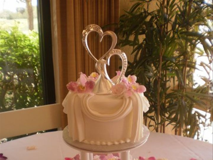 Tmx 1295894459131 CHANTILLYFB2072 Largo, Florida wedding cake