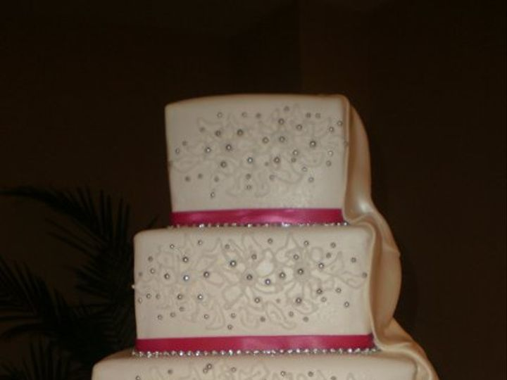 Tmx 1295894495961 CHANTILLYFB2086 Largo, Florida wedding cake