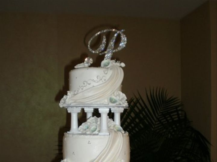 Tmx 1295894504571 CHANTILLYFB2108 Largo, Florida wedding cake