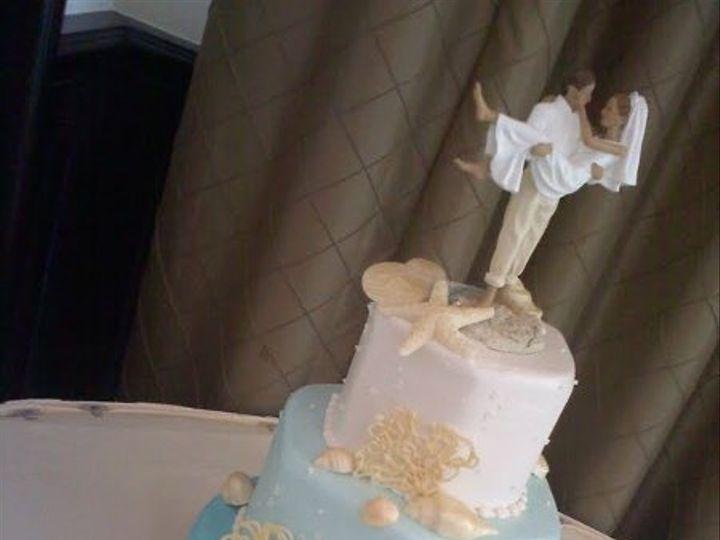 Tmx 1295898385676 Mail Largo, Florida wedding cake