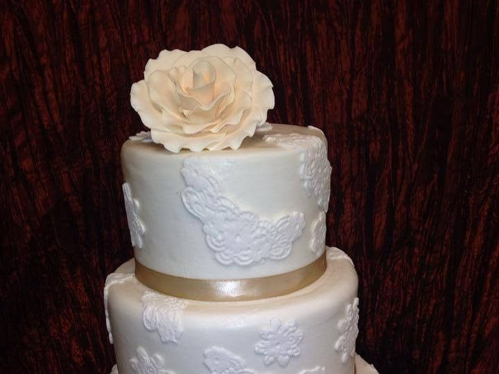 Tmx 1467852478780 13783576744767392369541825132064n Largo, Florida wedding cake