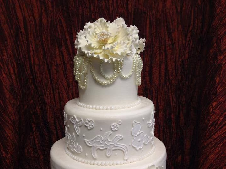 Tmx 1467852483375 19476447710762929103311386951822237071857n Largo, Florida wedding cake