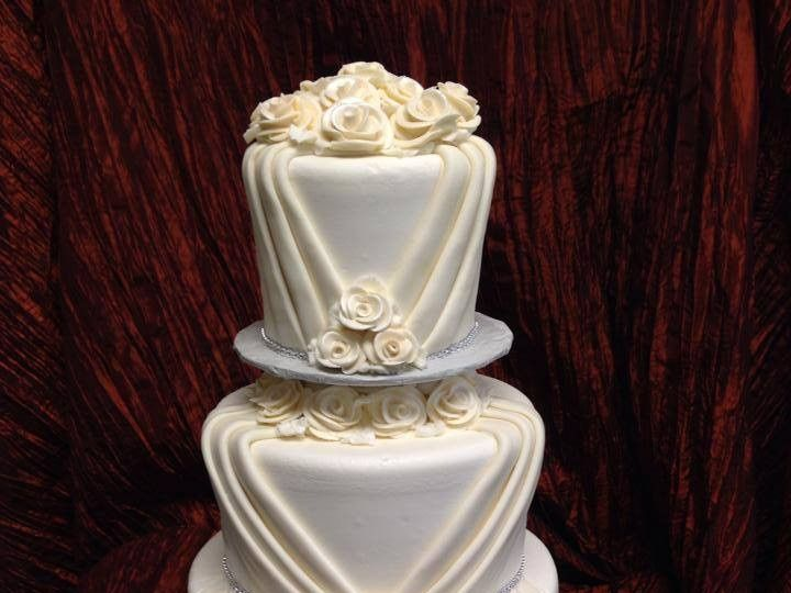 Tmx 1467852488622 101552637759185524261058765021546389416344n Largo, Florida wedding cake