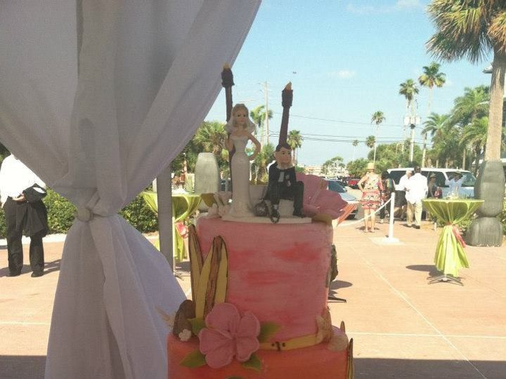Tmx 1467854463630 5272554751757858337181541599455n Largo, Florida wedding cake