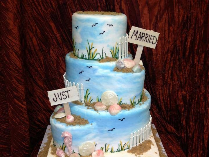 Tmx 1467854483131 10449316137956686383951901818896n Largo, Florida wedding cake