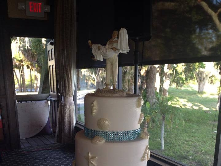 Tmx 1467854493294 14617566972464469599831777468492n Largo, Florida wedding cake