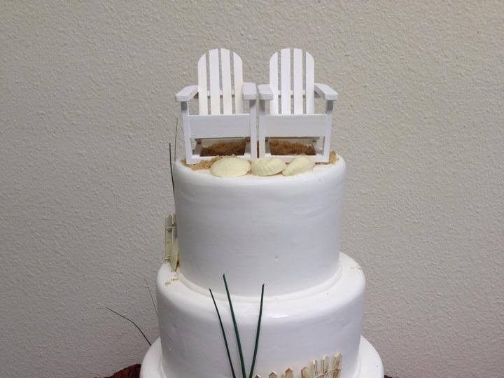 Tmx 1467854517643 101543437857151147797821464082403618939411n Largo, Florida wedding cake