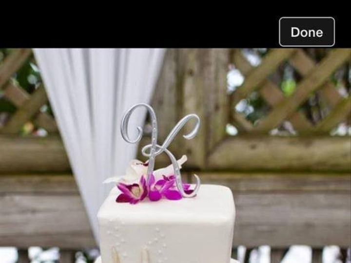 Tmx 1467854535143 105277388314084802104458462889207523389143n Largo, Florida wedding cake