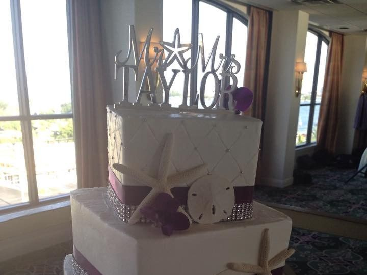 Tmx 1467854542200 106161248790215687824696377430015200730401n Largo, Florida wedding cake