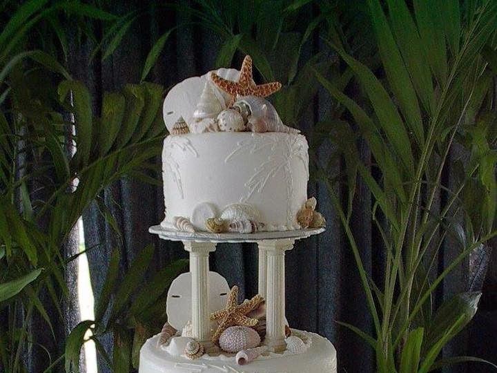 Tmx 1467854589627 1268787811554565211389718766327081881716996n Largo, Florida wedding cake