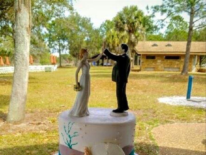 Tmx 1467854593859 1280610911724304094415823542913046151414259n Largo, Florida wedding cake