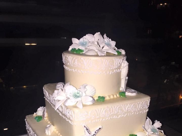 Tmx 1467854600567 1281468911768722856640616580599812900855786n Largo, Florida wedding cake