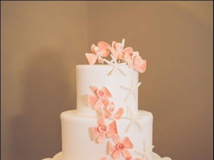 Tmx 1467854610970 1332564212393426727503558615826763340795558n Largo, Florida wedding cake