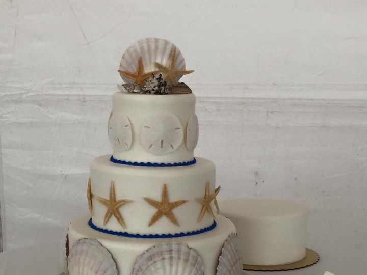 Tmx 1467854615799 1334473512425109957668561071470390232299675n Largo, Florida wedding cake